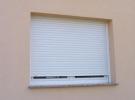 PVC prozor s roletom