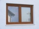 PVC prozor zlatni hrast