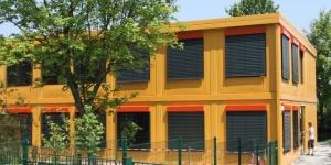 Dječji vrtići, škole i objekti za azilante, Njemačka