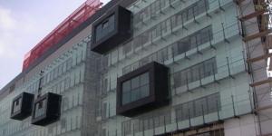 Spyder fasada