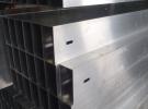 obradene aluminijske cijevi na obradnom centru